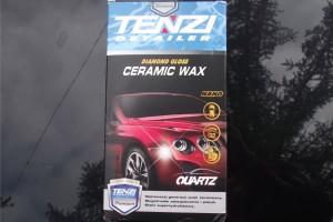Wosk Tenzi Ceramix Wax  - test  https:/www.motorewia.pl