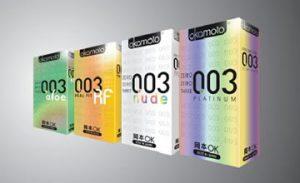 Prezerwatywy Okamoto - źródło http://okamoto.com.hk/en/history-of-okamoto/